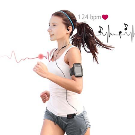 LG HRM Earphones Heart Rate Monitor Announced