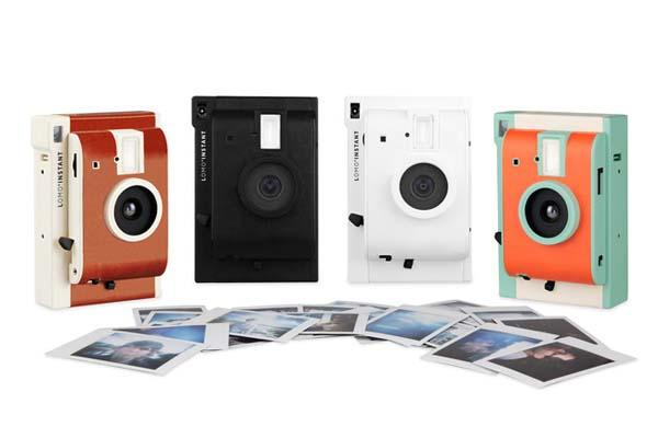 Lomography Lomo'Instant Instant Camera with Lens Attachments