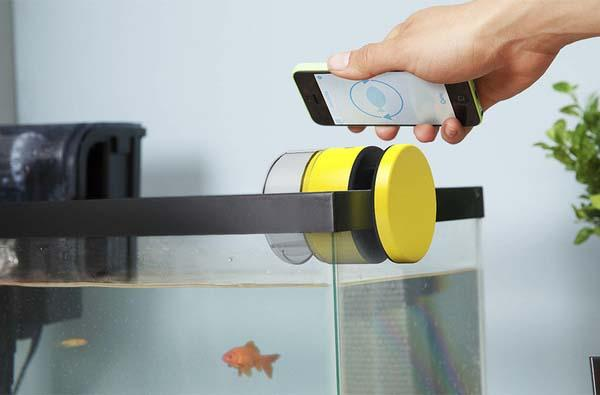 Matey Smart Fish Feeder for Your Aquarium