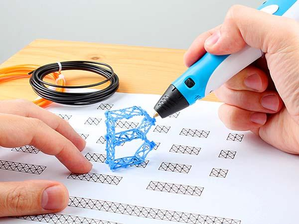 Myriwell 3D Printing Pen Lets You Create 3D Models with Your Hand