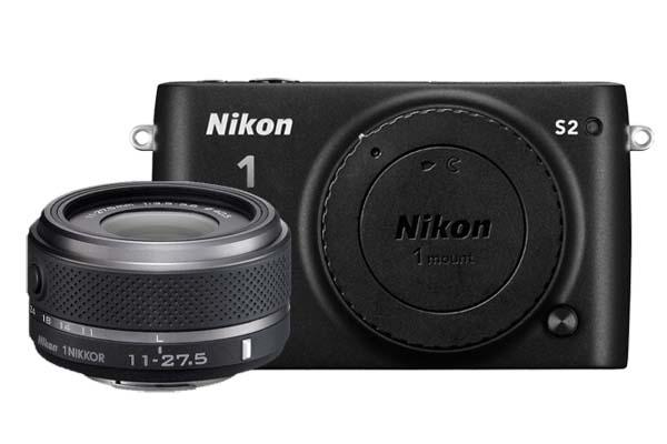 Nikon 1 S2 Interchangeable-Lens Mirrorless Camera Announced