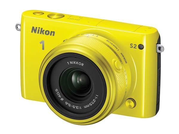 Nikon 1 S2 Interchangeable-Lens Mirrorless Camera