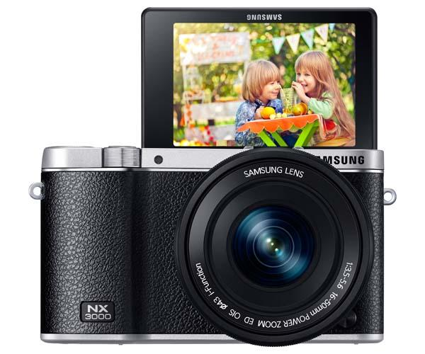 Samsung NX3000 Mirrorless Camera Announced
