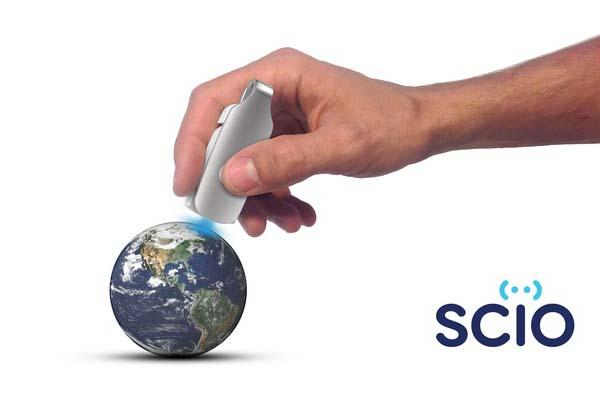 SCiO A Pocket Molecular Sensor for Your Health