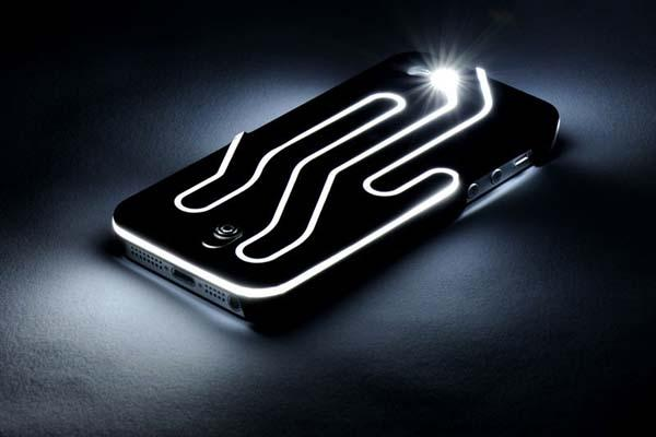 Sparkbeats iPhone 5s Case for Charming Lighting Effects