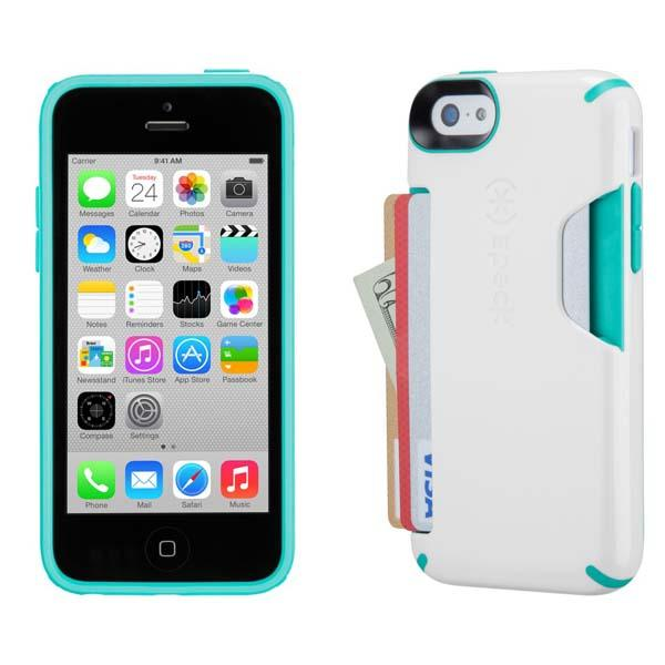 Speck CandyShell Card iPhone 5c Case with Card Holder