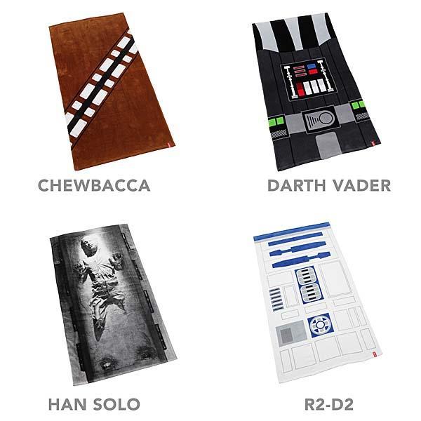 Star Wars Beach Towels