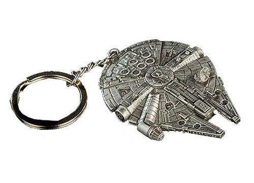 Star Wars Spacecraft Replica Keychains