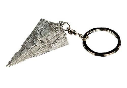 Star Wars Spacecraft Replica Keychains