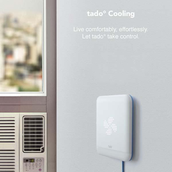 Tado Cooling Turns Your Air Condition into Smart Device