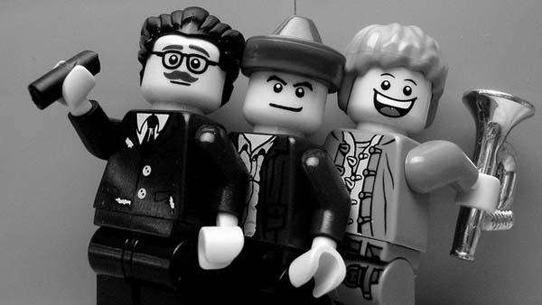 The Classic Movie Scenes by LEGO Bricks