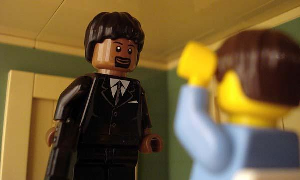 The Classic Movie Scenes by LEGO Bricks