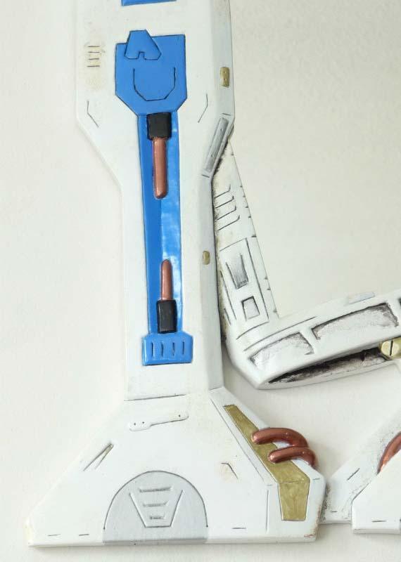 The Handmade Star Wars R2-D2 Wall Mirror