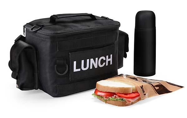 The Tactical Lunch Kit