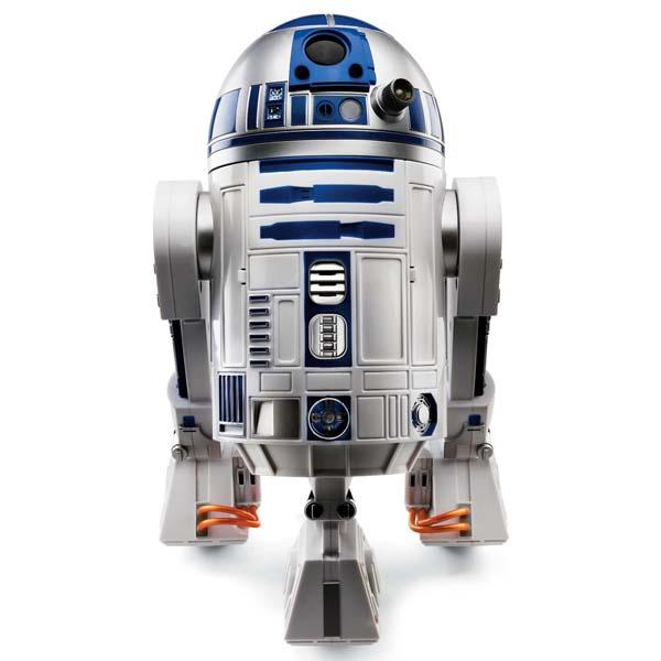 The Voice Activated Star Wars R2-D2 Droid
