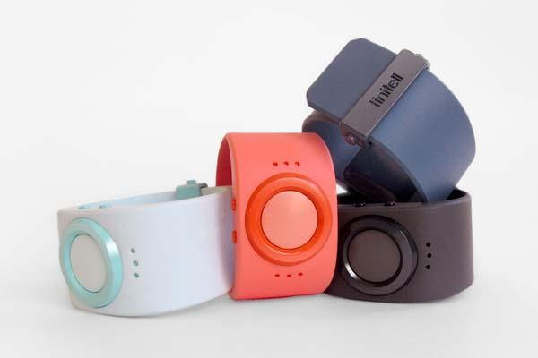Tinitell A Wearable Mobile Phone for Kids