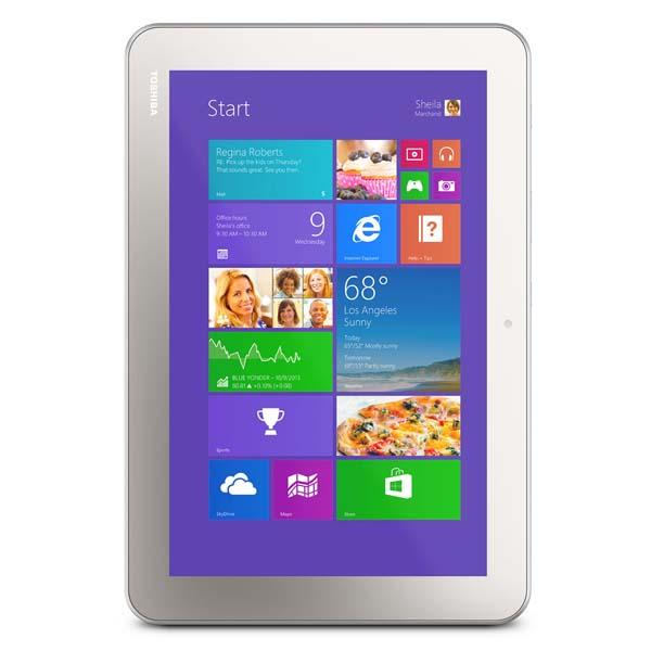 Toshiba Encore 2 Windows 8.1 Tablets Announced