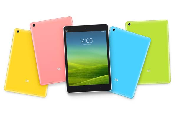 Xiaomi Tablet Announced to Challenge Apple and Samsung