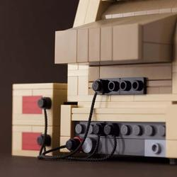 My First Computer Apple II LEGO Set