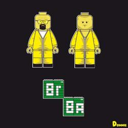 Awesome LEGO Minifigure Posters