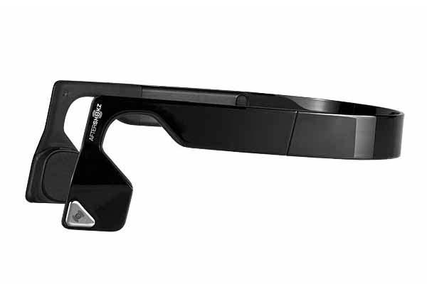 Bone Conduction Headphones With Glasses
