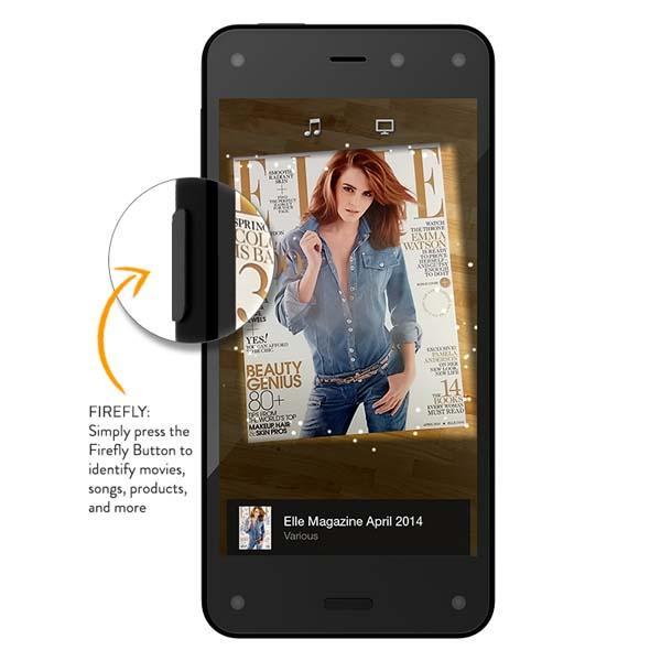 Amazon Fire Phone Announced