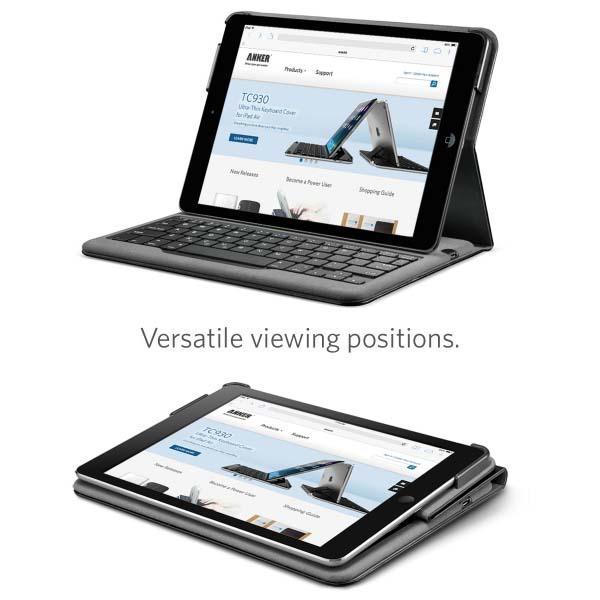 Anker Folio iPad Air Keyboard Case