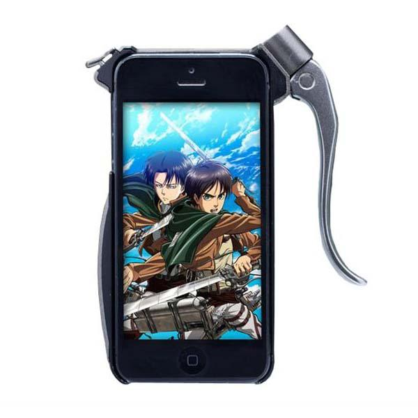 Attack on Titan Super Hard Blade iPhone 5s Case