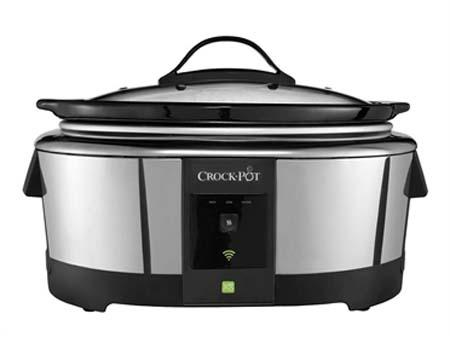 Belkin Crock-Pot Smart Slow Cooker with WeMo