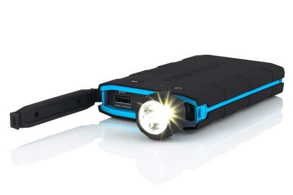Braven BRV-BANK Smart, Rugged Portable Backup Battery