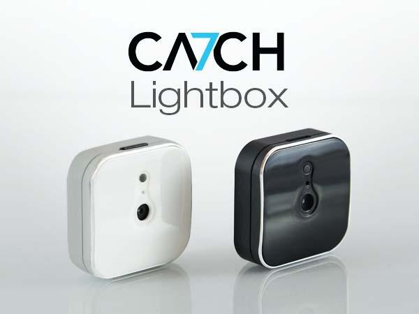 CA7CH Lightbox App-Enabled Wearable Camera