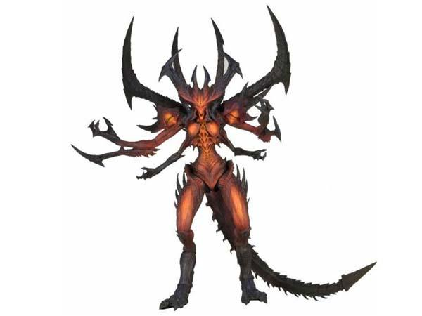 Diablo III Deluxe Scale Action Figure