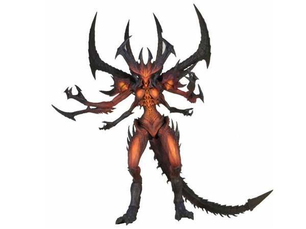 Diablo III Deluxe Scale Action Figure