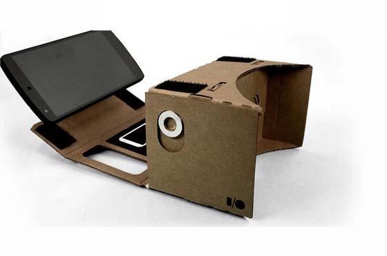 DODOcase Google Cardboard VR Toolkit