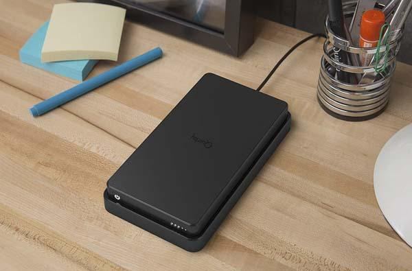 Echo Wireless Charger and Backup Battery