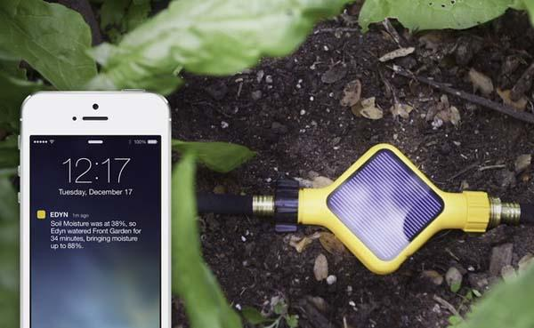 Edyn Smart Plant Watering System for Your Garden