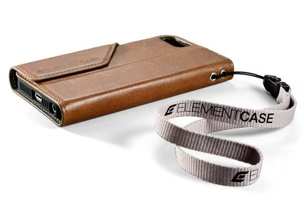 Element Case Soft-Tec Leather iPhone 5s Case