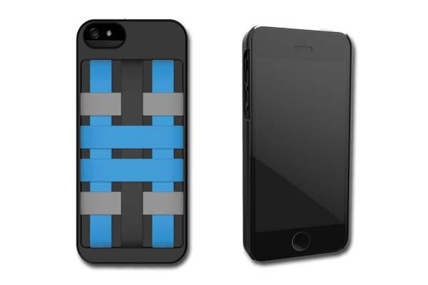 Felix HoldTight iPhone 5s Case with Customizable Straps