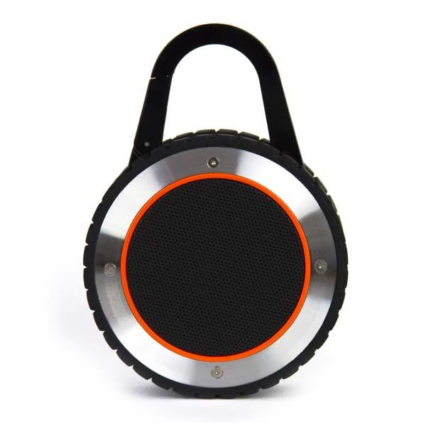 FRESHeTECH All-Terrain Sound Portable Waterproof Bluetooth Speaker