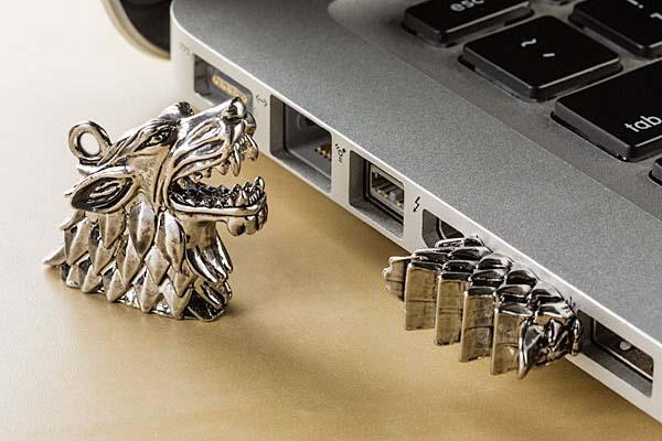 Game of Thrones USB Flash Drives