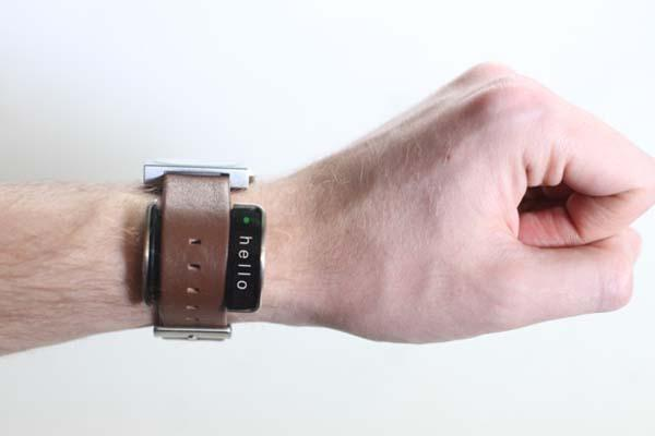 Glance World's First Smart Accessory for Watches