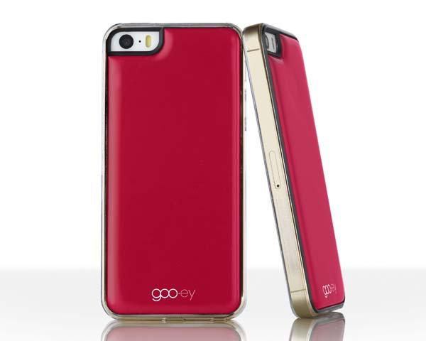 Goo.ey iPhone 5s Case with Adhesive Back Cover