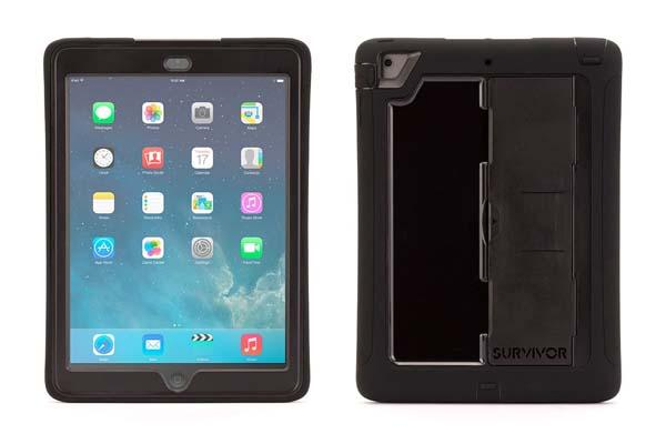 Griffin Survivor Slim iPad Air Case Now Available