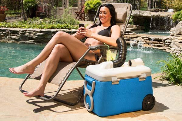Icybreeze Portable Air Conditioner and Cooler