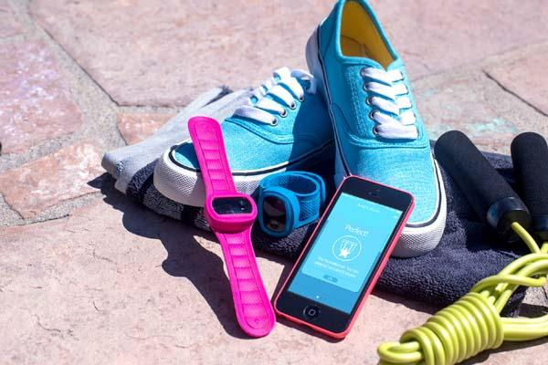 KidFit Kid Friendly Fitness Tracker