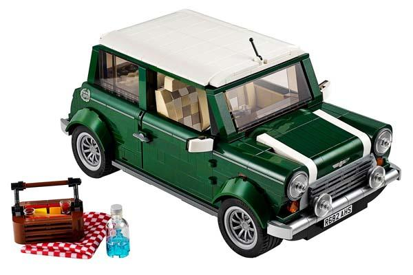 LEGO 10242 MINI Cooper Announced