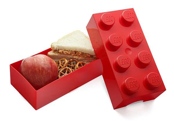 LEGO Brick Shaped Lunch Box