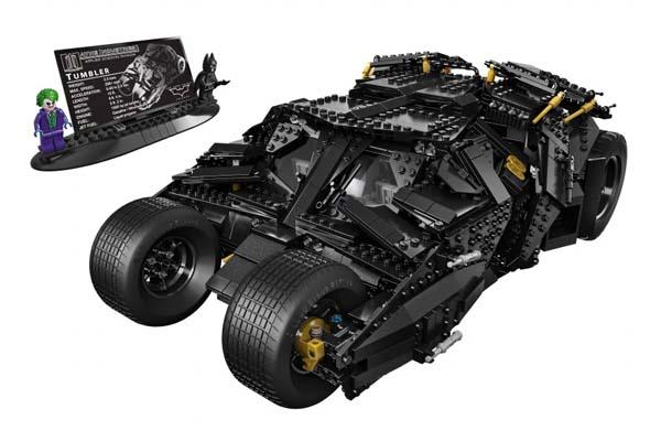 LEGO UCS Dark Knight Tumbler Set Announced