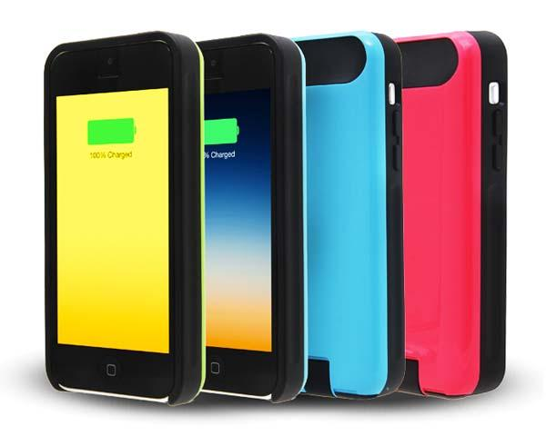 LifeCHARGE iPhone 5c Battery Case
