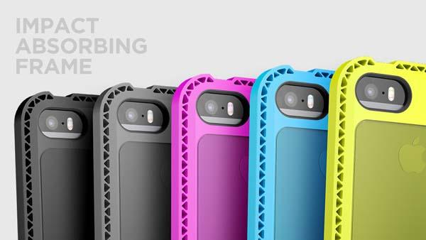 LUNATIK SEISMIK iPhone 5s Case
